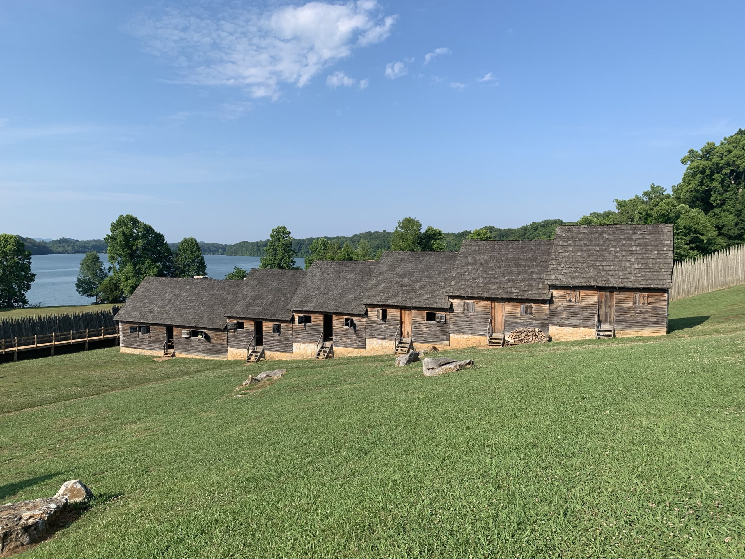 Photo of Friday Feature: Fort Loudoun  State Historic Area